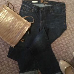 Kut from the Kloth Katy Boyfriend Jeans Sz 4